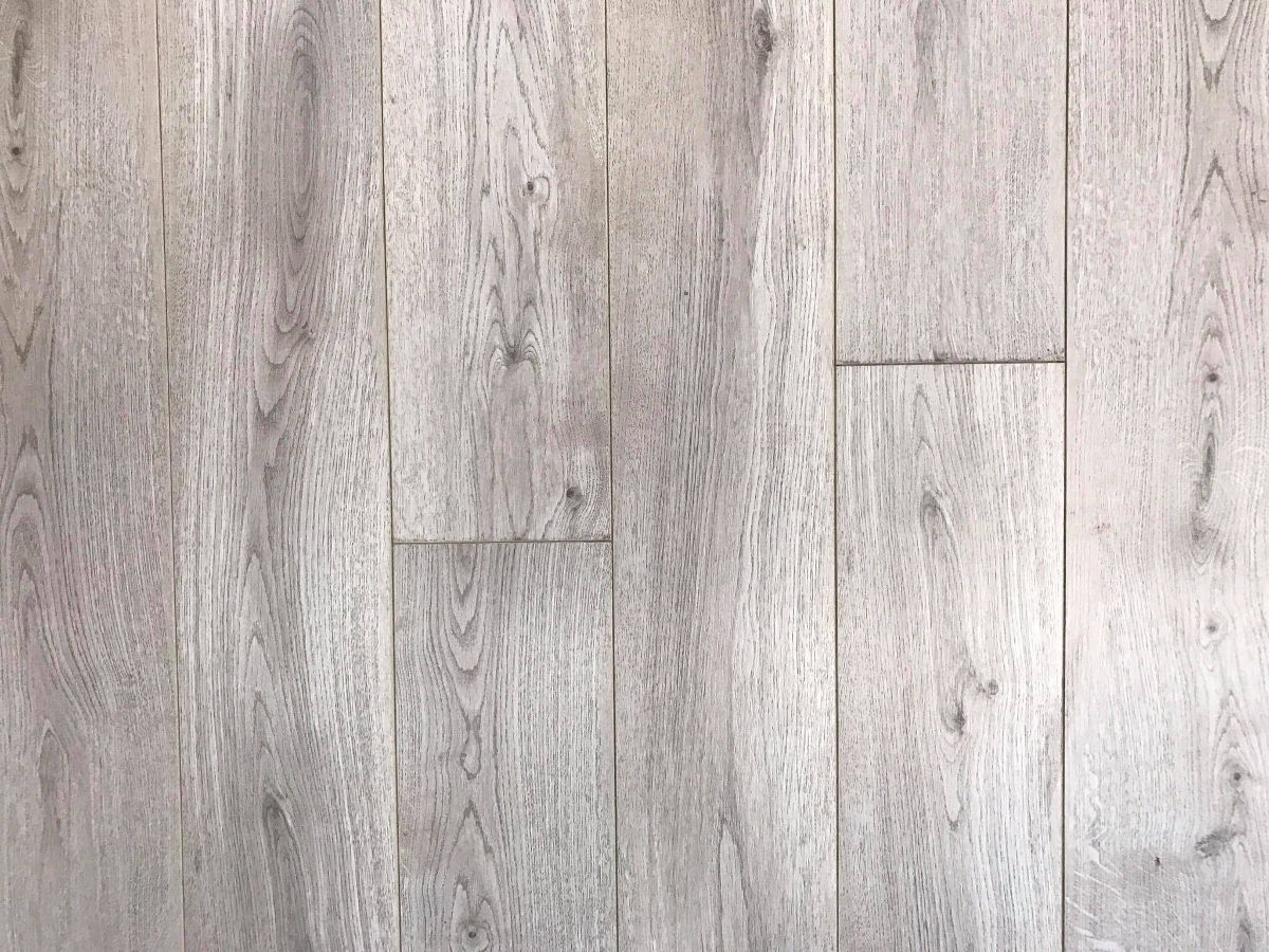 French Grey Oak 12mm Wide Amp Long Boards Laminate
